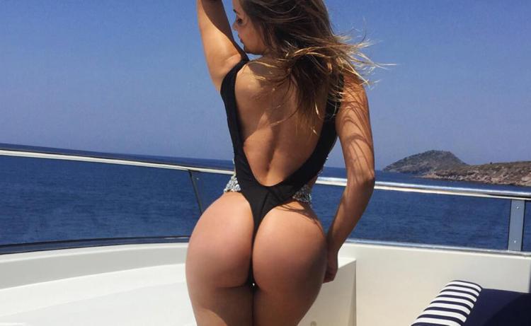 Анастасия квитко горячие фото красивый вид сзади