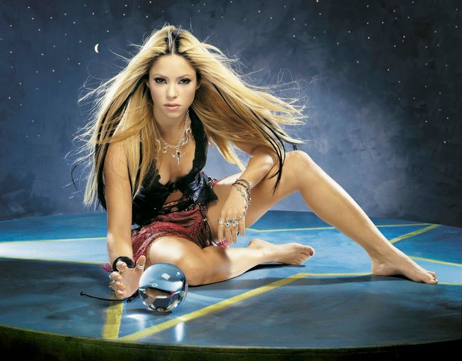 Шакира фото (41 фото)