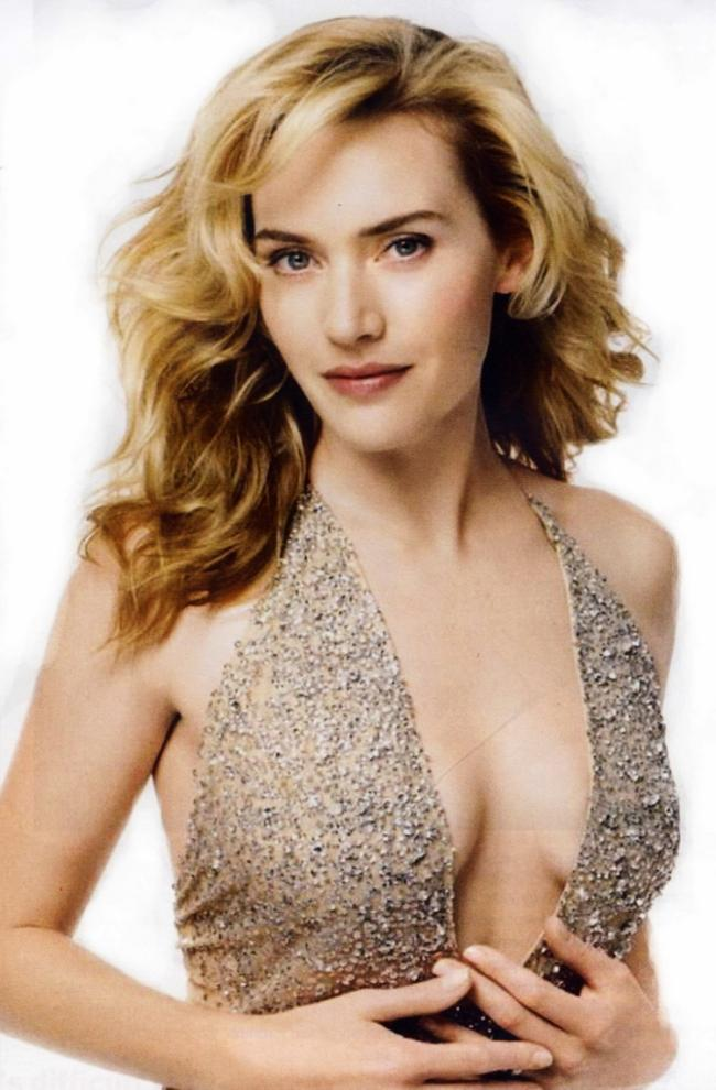 Кейт уинслет горячие полуобнаженная в эротическом платье с глубоким декольте