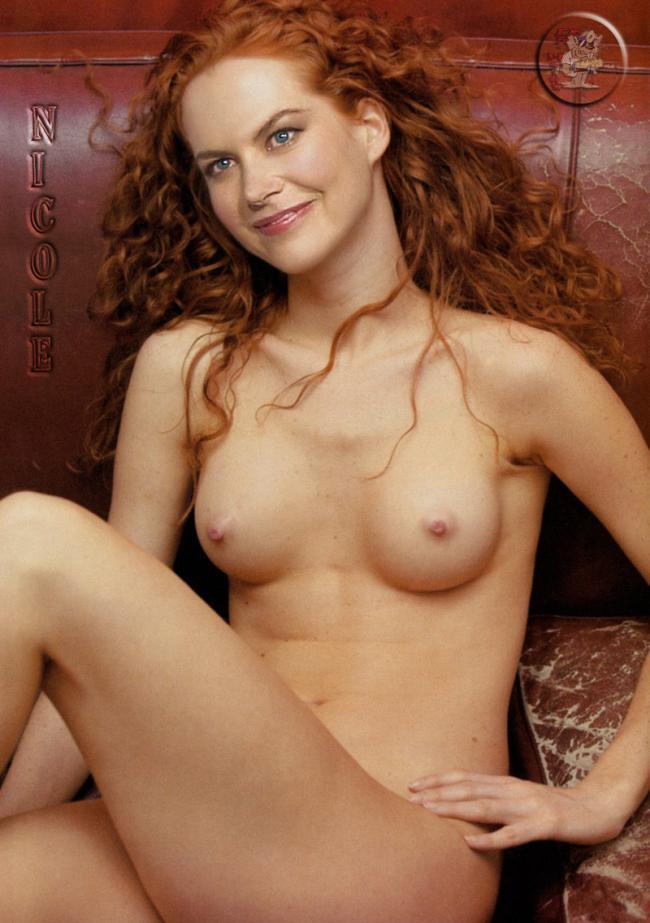 Николь Кидман фото голая сидит на диване