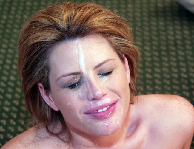 голая Лиза Спаркс алитое спермой ей кончили на лицо она довольна фото крупным планом