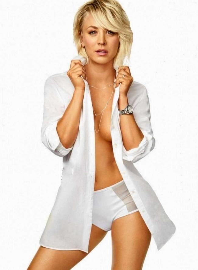Белые трусики шорты, белая рубашка расстегнута, сиськи выглядывают