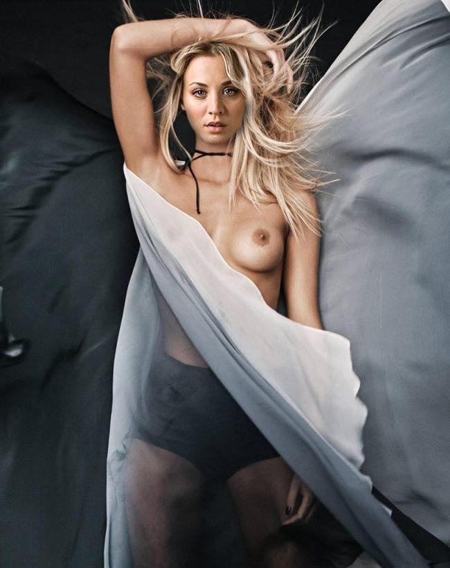 Кейли Куоко горячие фото в шортах без лифчика, слегка прикрыта прозрачным покрывалом