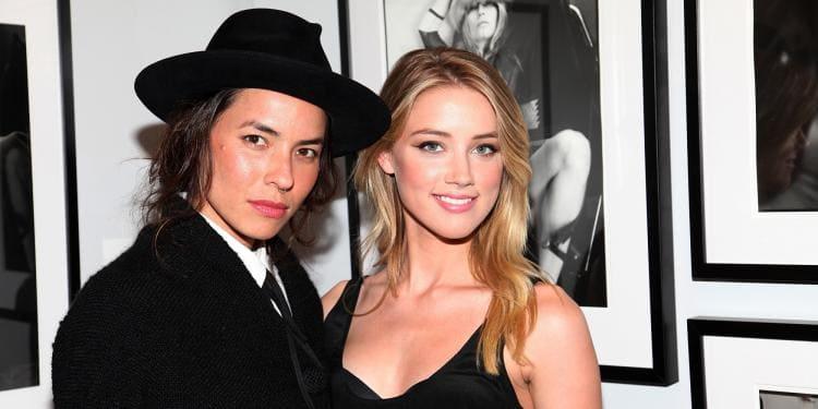 С любовницей Тасей Ван Ри