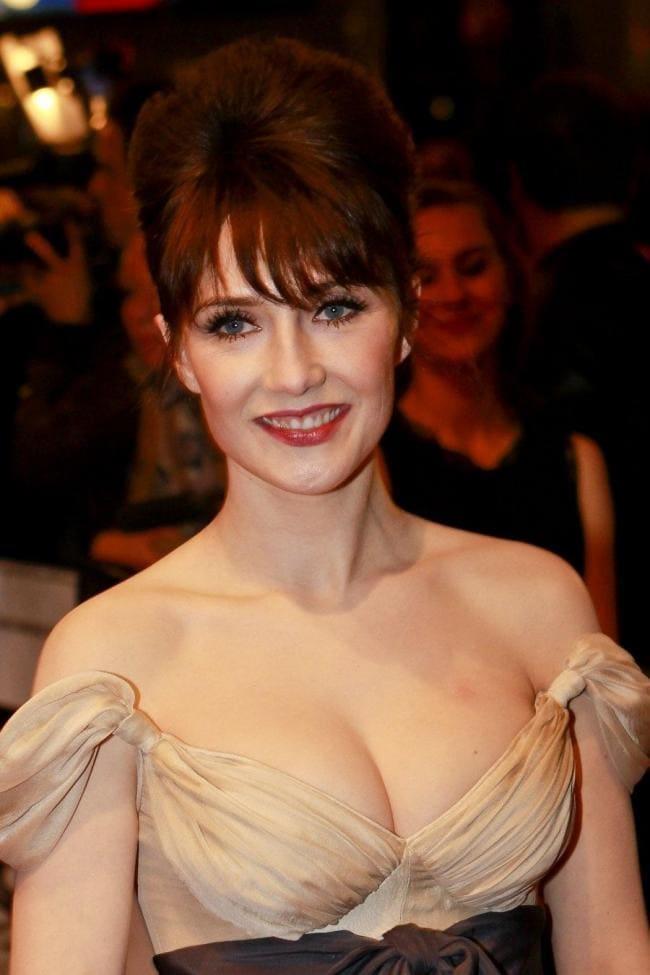 Кэрис ван хаутен фото декольте груди