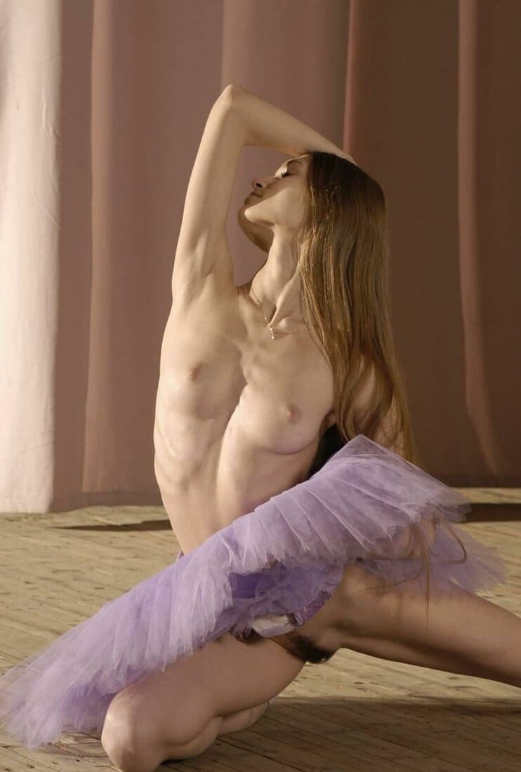 голые балерины фото