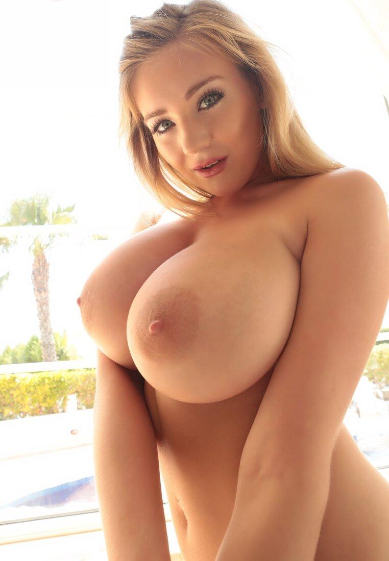красивые голые девушки с большими сиськами фото блондинки