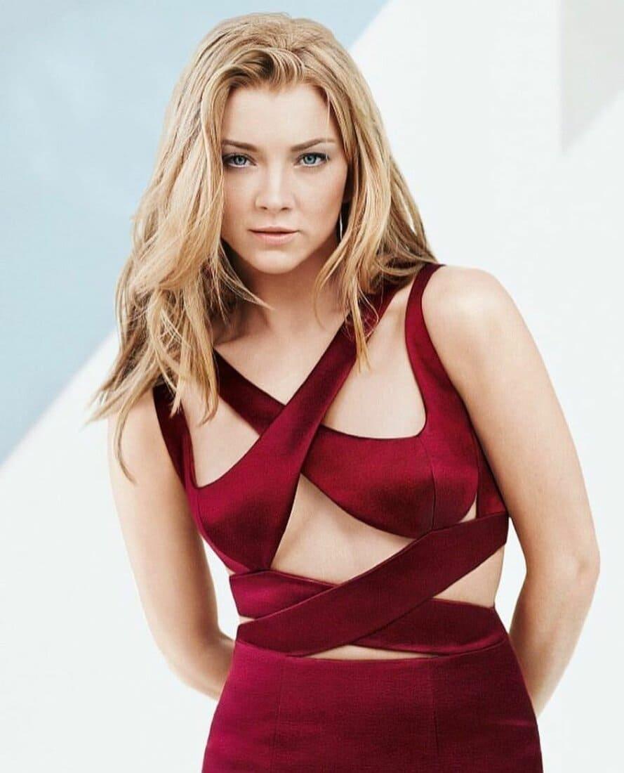 натали дормер горячие фото в платье
