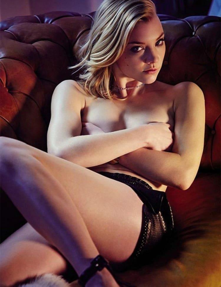 натали дормер горячие фото голая